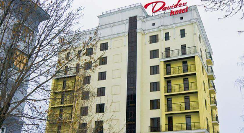 Гостиница-Давыдов-Казань